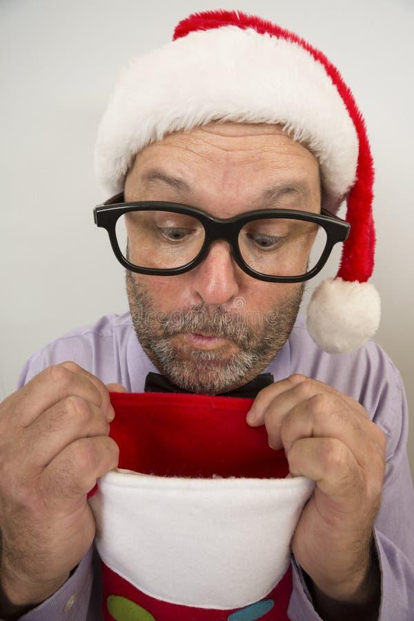 Presque ici expressions de Noël image libre de droits