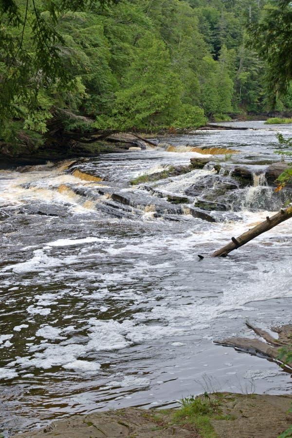 Download Presque Isle River, Michigan, USA Stock Image - Image: 16551049