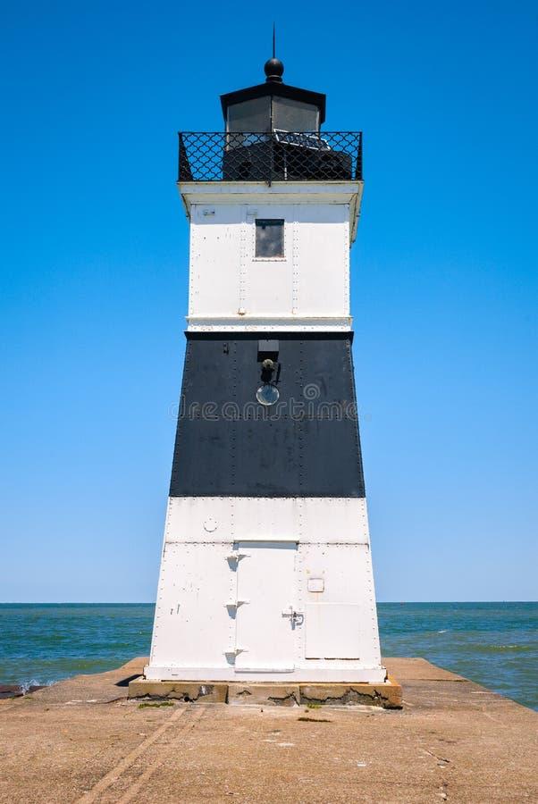 Presque Isle State Park. Lake Erie royalty free stock photo