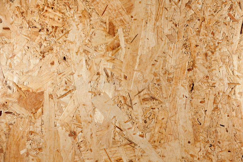 Pressed wooden panel stock photography
