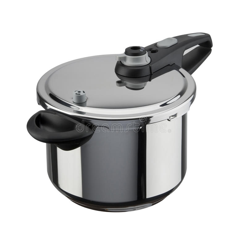Download Pressure cooker stock image. Image of metal, professional - 11953813