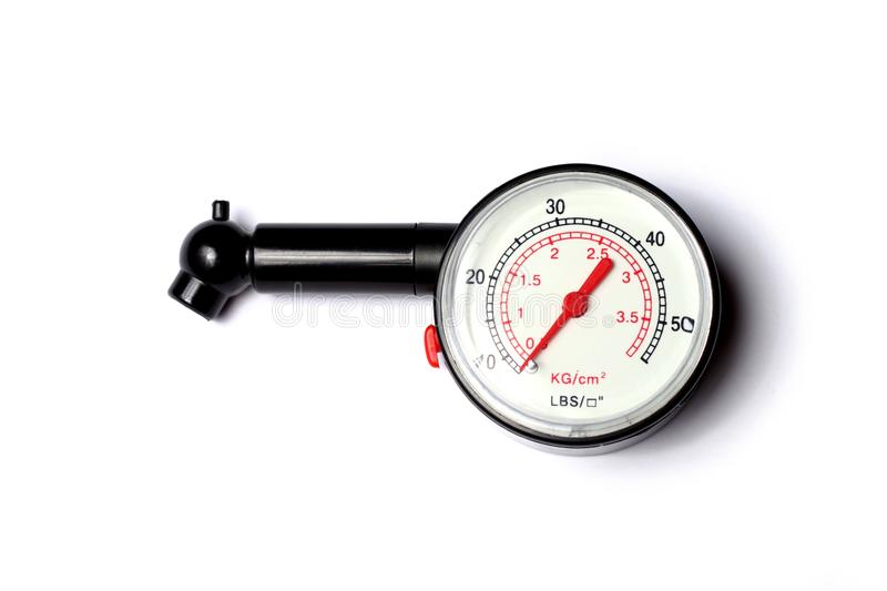 Download Pressure gauge stock photo. Image of physics, instrument - 13618452