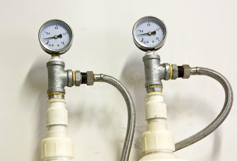 Download Pressure gauge 2 stock photo. Image of measure, inflate - 14286142