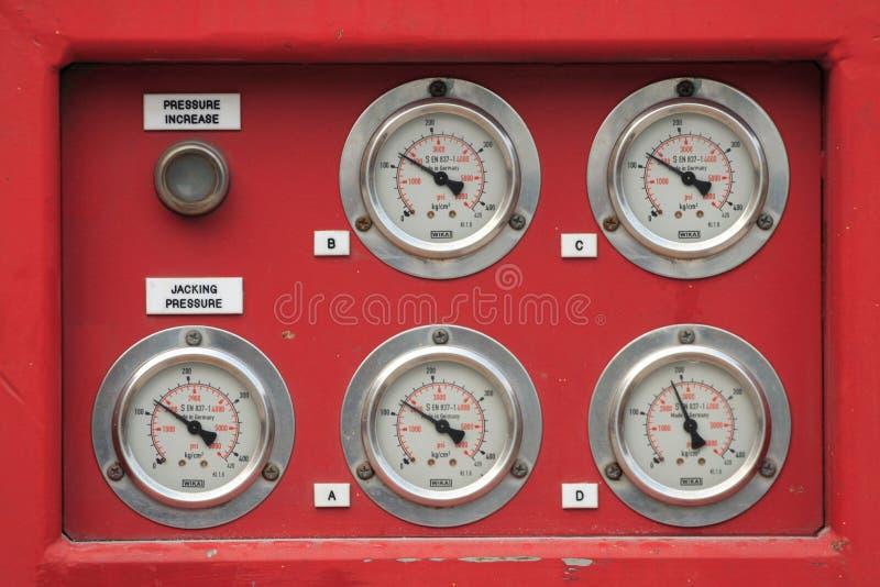 Download Pressure Gauge stock image. Image of equipment, ancient - 22410387