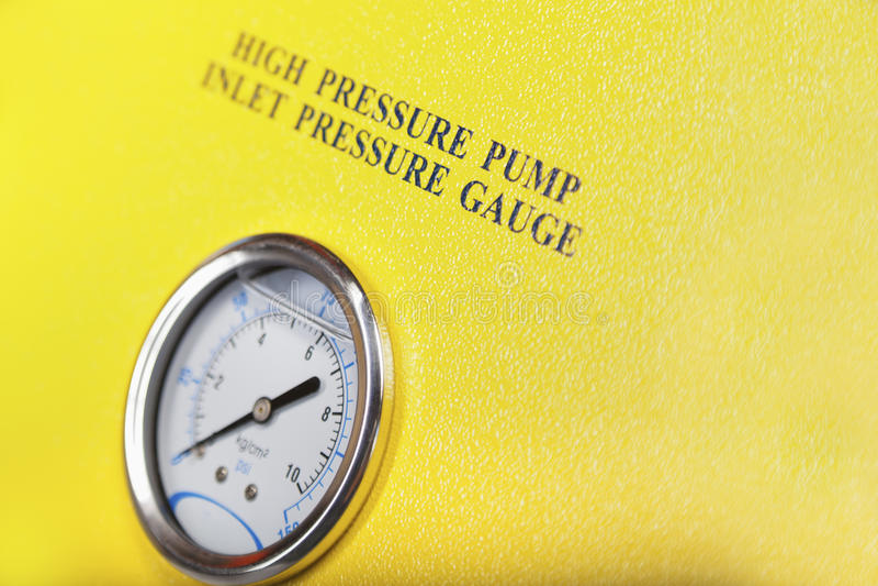 Download Pressure gauge stock photo. Image of meter, focus, measuring - 28259878