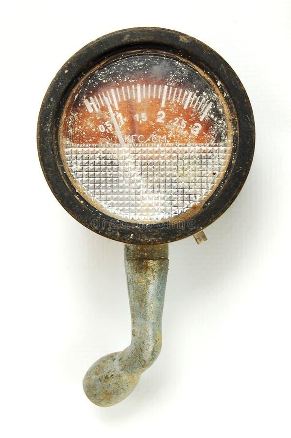 Download Pressure gauge stock image. Image of antique, measurement - 28990325