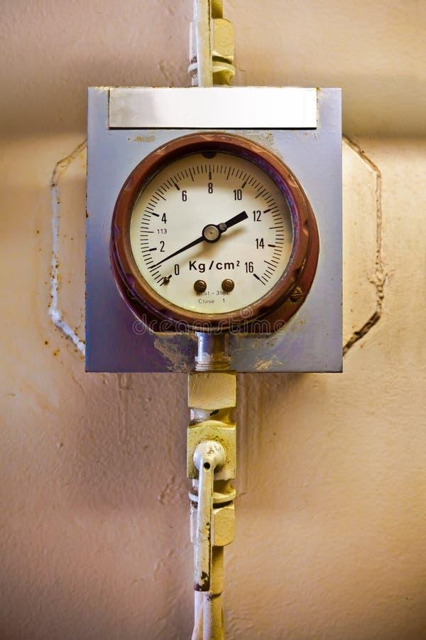 Download Pressure Gauges Stock Photos - Image: 22463033