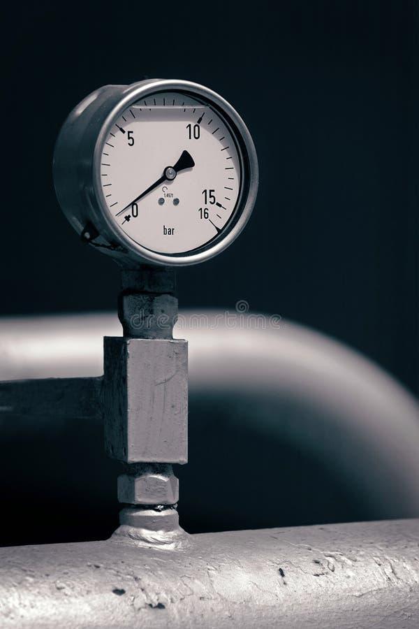 Download Pressure Meter Royalty Free Stock Photos - Image: 26332818