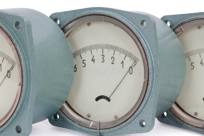 Download Pressure meter stock photo. Image of nobody, meter, object - 27112222