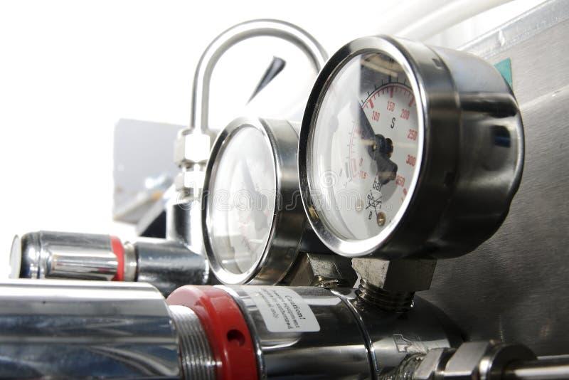 Pressure regulator royalty free stock images