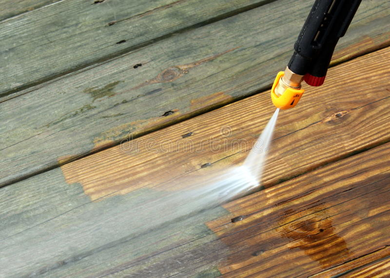 Pressure Washer royalty free stock images