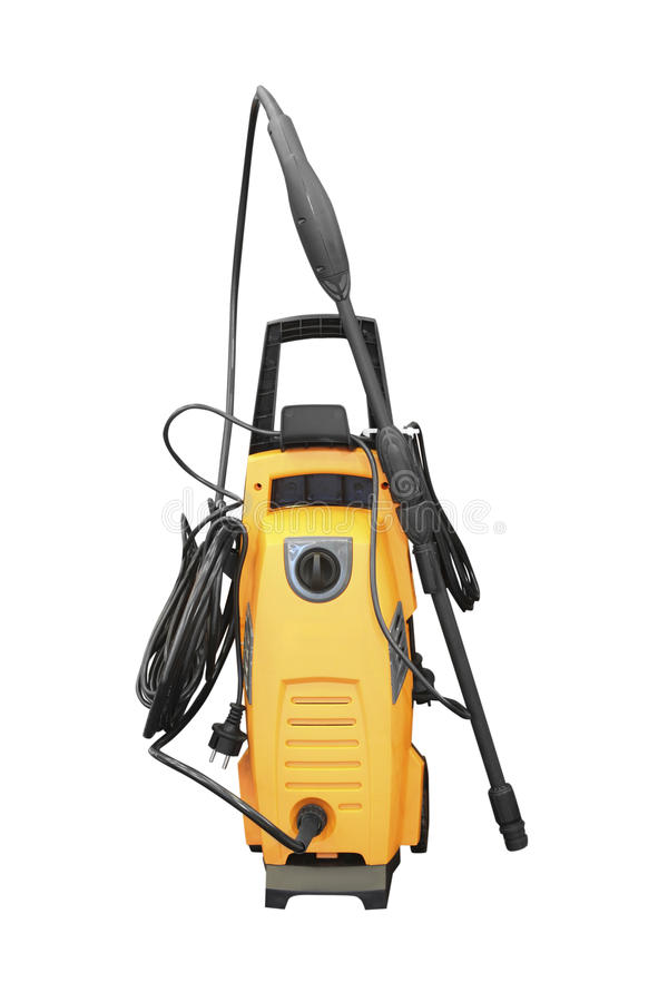 Pressure washer royalty free stock photography