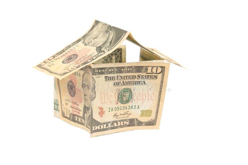 Prestação de hipoteca imagens de stock royalty free