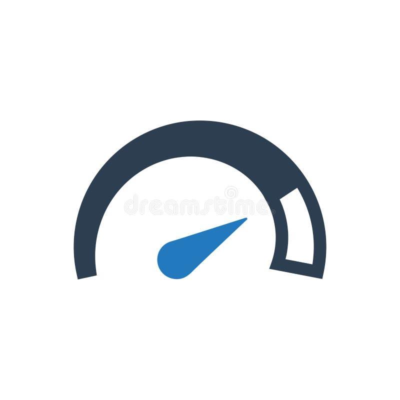 Prestatiespictogram vector illustratie