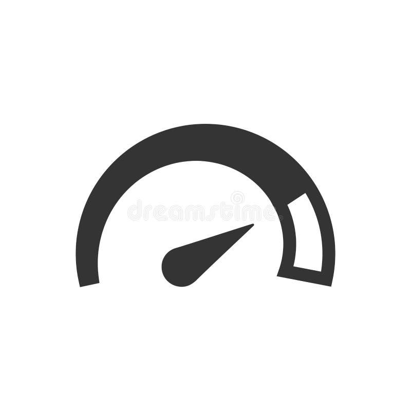 Prestatiespictogram stock illustratie