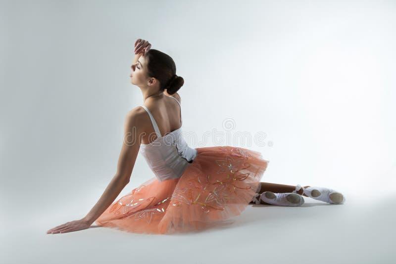 Prestazione di balletto fotografia stock libera da diritti