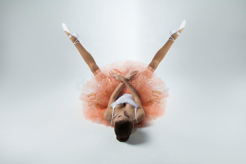 Prestazione di balletto fotografie stock