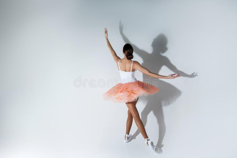Prestazione di balletto immagine stock