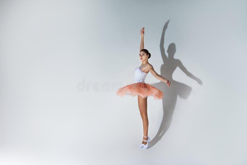 Prestazione di balletto fotografie stock libere da diritti