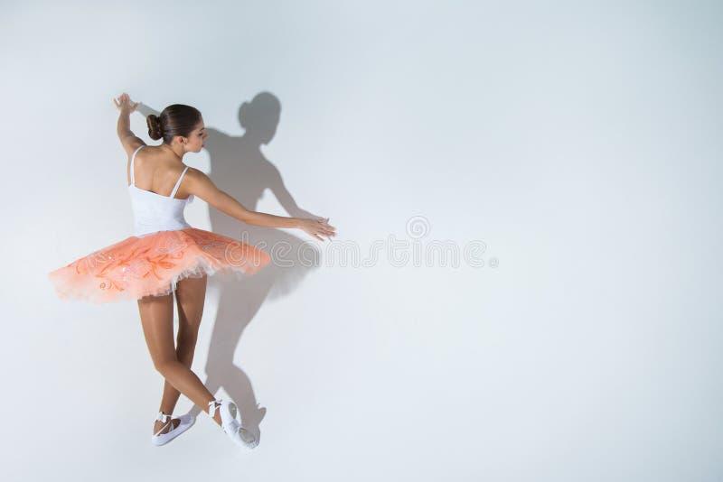 Prestazione di balletto immagine stock libera da diritti