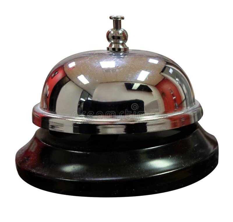 Preste serviços de manutenção ao auxílio do cliente da cortesia de Bell fotografia de stock royalty free