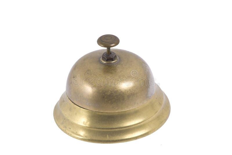 Preste serviços de manutenção a Bell fotografia de stock royalty free