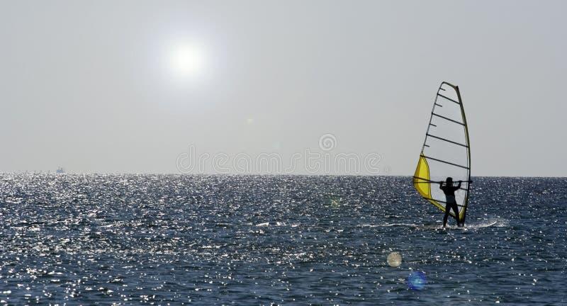 Download Presto una mattina. fotografia stock. Immagine di mare - 7313908