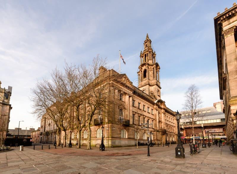 Preston Lancashire Reino Unido foto de archivo