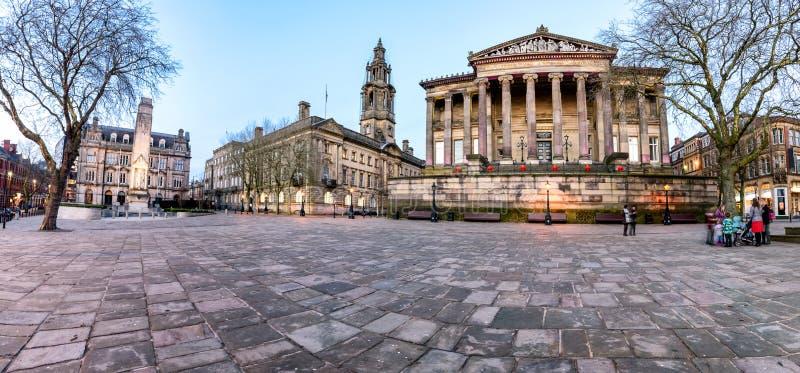 Preston Lancashire Reino Unido foto de archivo libre de regalías