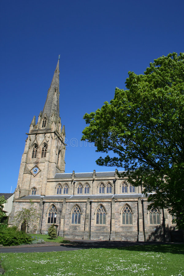Free Preston Minster. Royalty Free Stock Images - 9345039