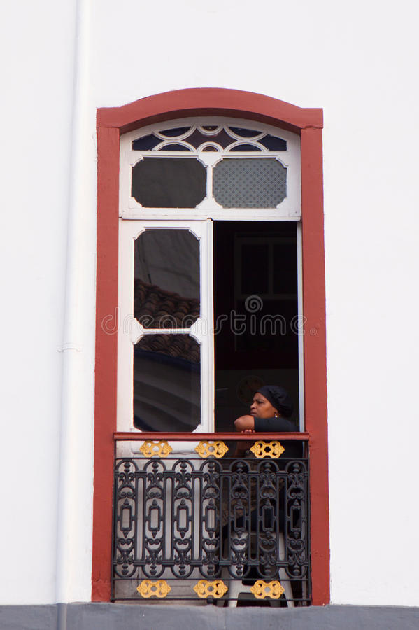 Preto de Ouro, Brasil fotografia de stock