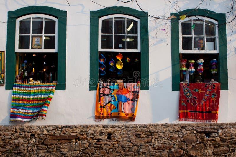 Preto de Ouro, Brasil foto de stock