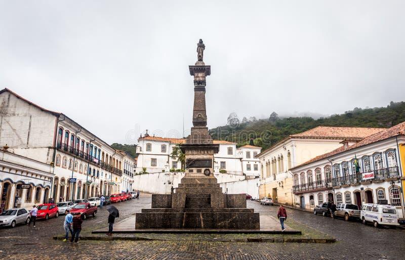 Preto de Ouro, Brasil imagem de stock royalty free