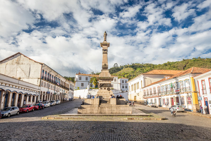 Preto de Ouro, Brasil fotos de stock royalty free