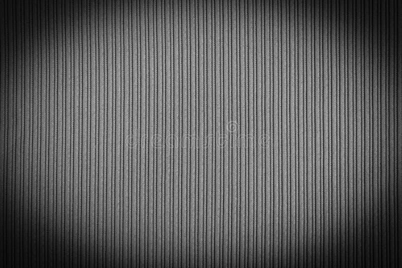 Preto decorativo do fundo, cor branca, inclinação listrado do vignetting da textura wallpaper Arte Projeto imagens de stock royalty free