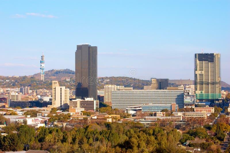 Pretoria royalty free stock photos