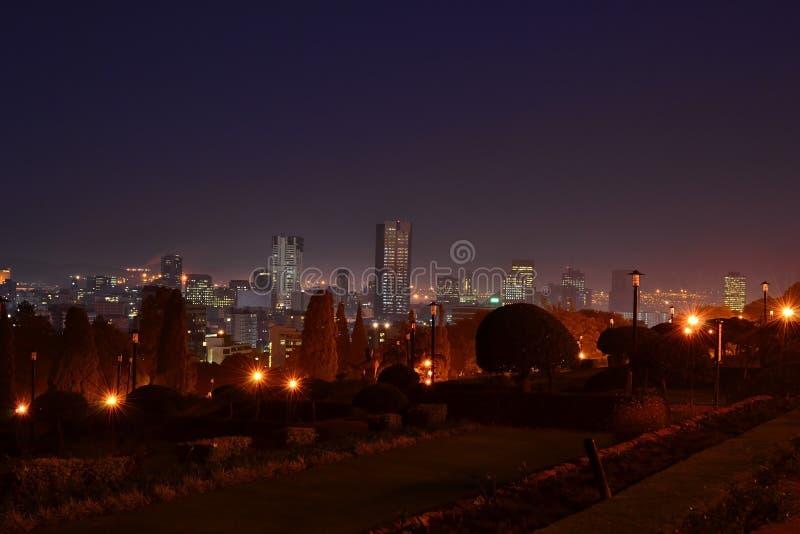Pretoria Tshwane administrativ huvudstad av Sydafrika royaltyfri foto