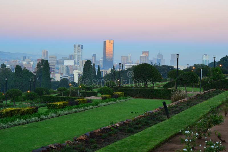 Pretoria Tshwane administrative capital of South Africa. A photo of Pretoria Tshwane the administrative capital of South Africa. Pretoria houses the offices of royalty free stock images