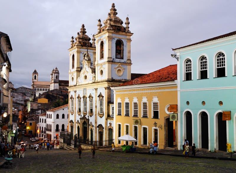 Pretos de DOS d'Iglesias rosario photos stock
