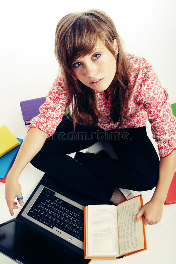 Pretty royalty free stock photography