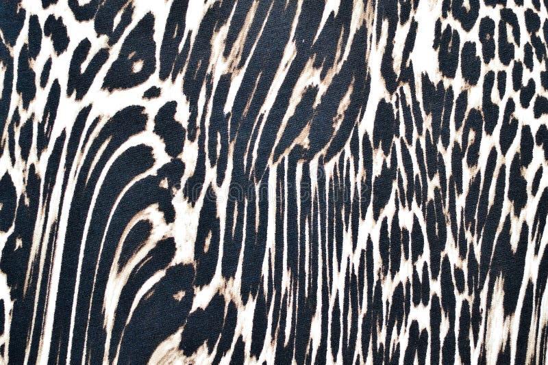Pretty animal print fabric abstract pattern texture background. Seamless pretty animal print fabric abstract pattern texture background stock image