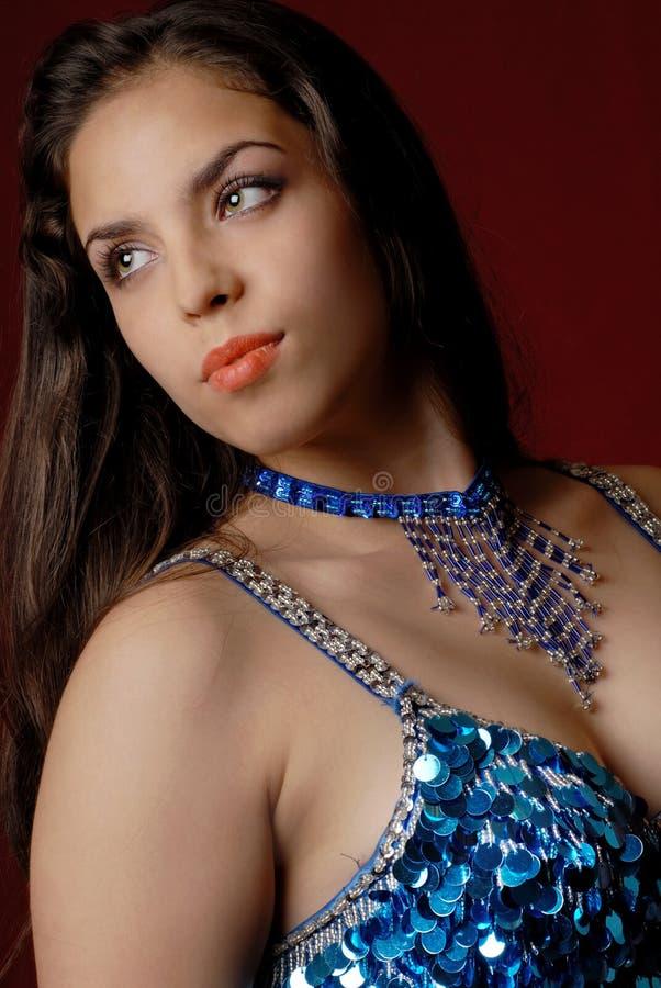 Free Pretty Belly Dancer Stock Photos - 2618013