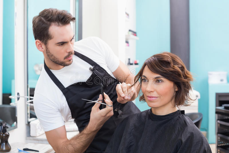 Coronavirus closes salons and amateurs take hair into their own hands