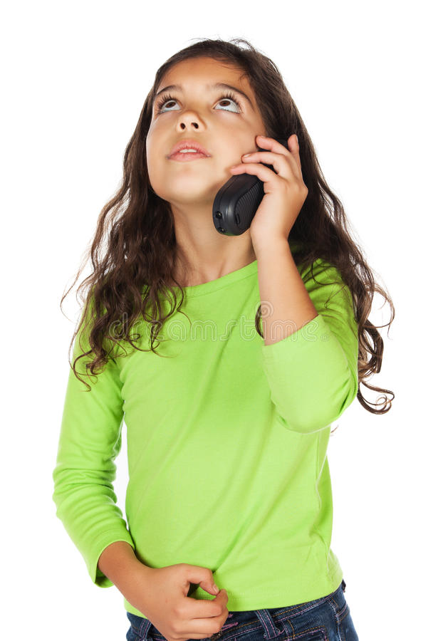 Download Pretty caucasian girl stock photo. Image of girl, children - 32241892
