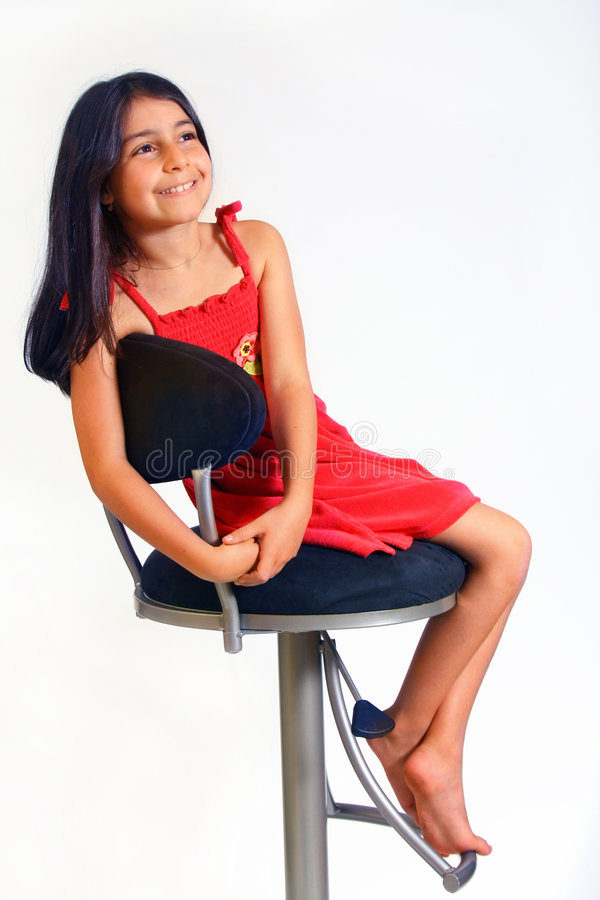 Download Pretty child stock photo. Image of brightly, portrait - 5929504