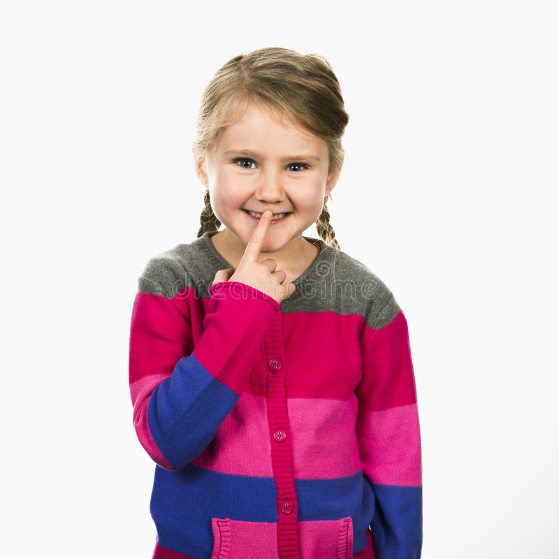 Pretty child stock images