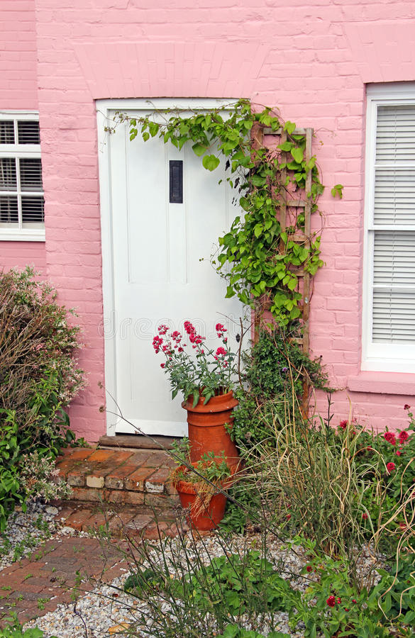 Cottage Garden Pots Pretty cottage garden and door stock image image of pots pink download pretty cottage garden and door stock image image of pots pink 40558831 workwithnaturefo