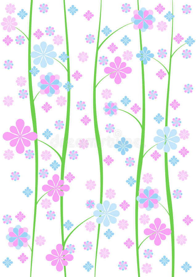 Free Pretty Dainty Wallpaper Background Royalty Free Stock Image - 14464896
