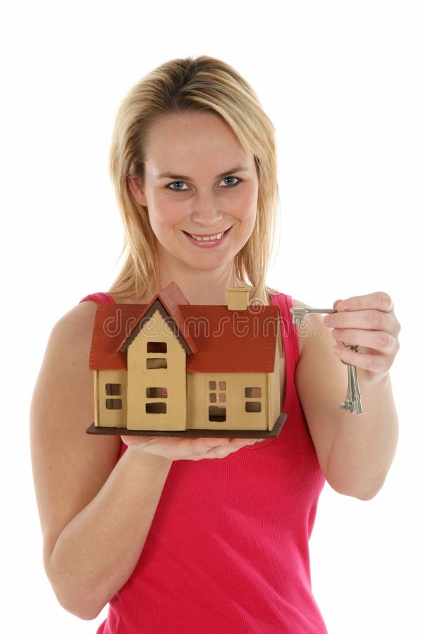 Download Pretty Estate Sales Lady stock photo. Image of pretty - 20744202