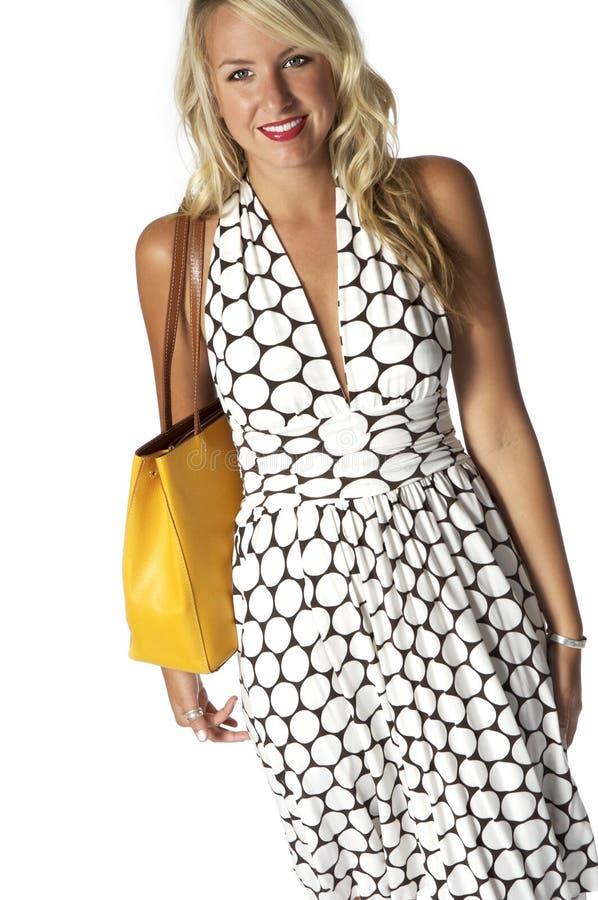 Pretty Fashion Model royalty free stock image
